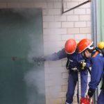 Erneute Auslösung der Brandmeldeanlage
